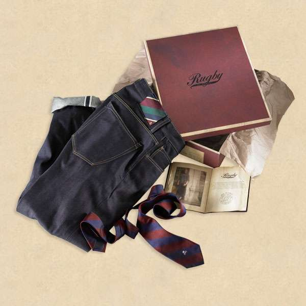 Luxury Denim Box Sets