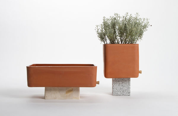 Street Vendor-Inspired Vases