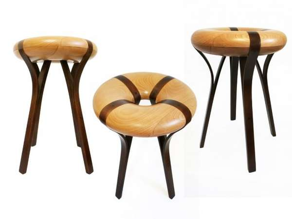 Donut-shaped Seating