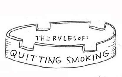 Rules of Quitting Smoking