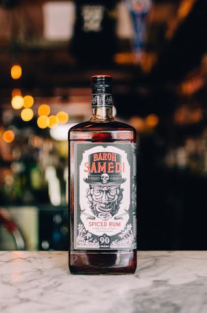 Folkloric Rum Branding