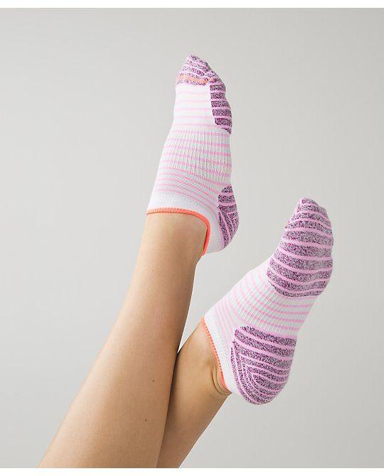 Padded Running Socks