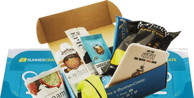 Marathon Runner Subscription Boxes
