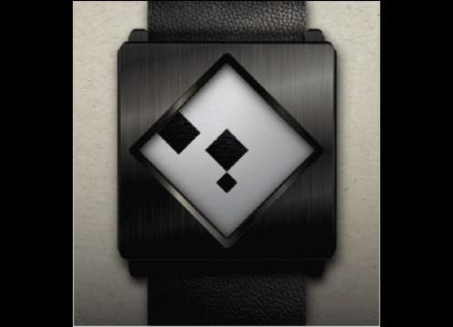 Running Square Watch