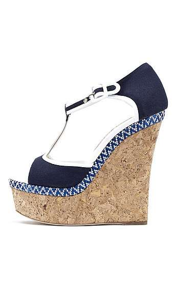 Island-Inspired Wedges