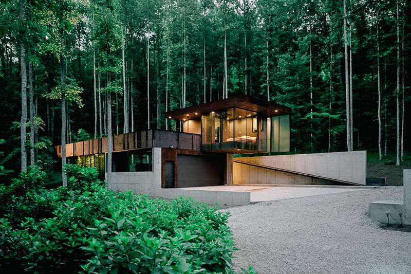 Contemporary Treehouse Homes