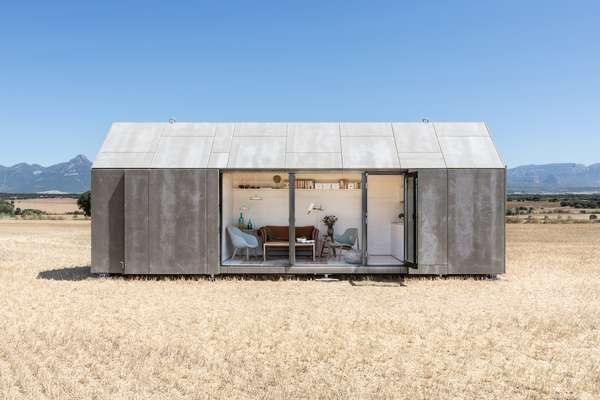 Portable Rural Homes