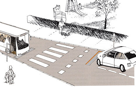 Smart Speed-Reducing Barriers
