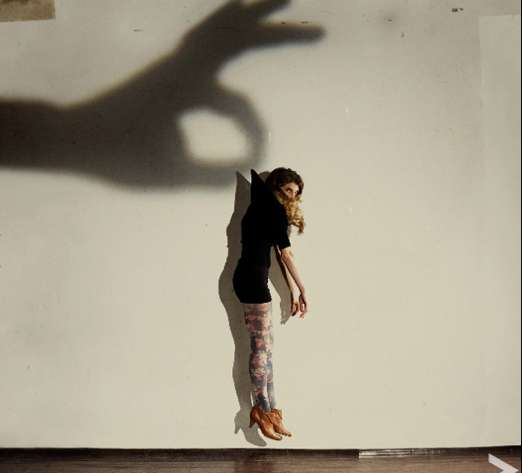 Interactive Human Shadows