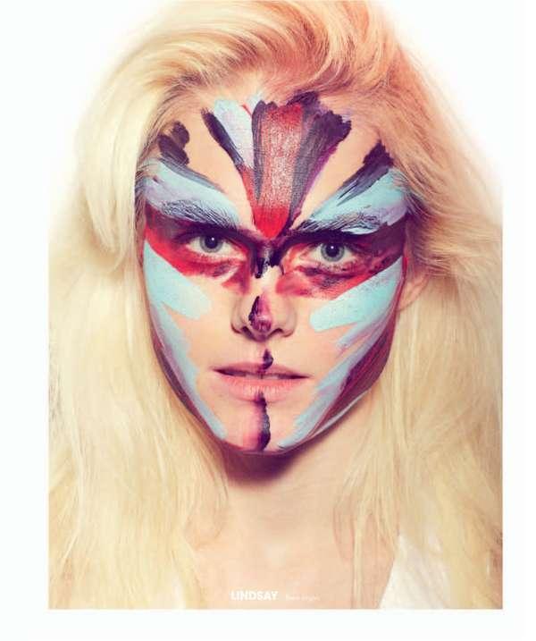 Ferocious Makeup