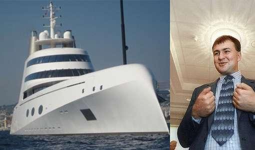 Billionaire Mega Boats