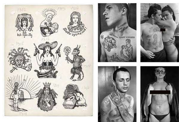 Exploring Russian Criminal Tattoos