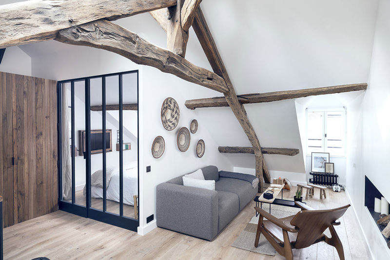 Rustic Attic Apartments