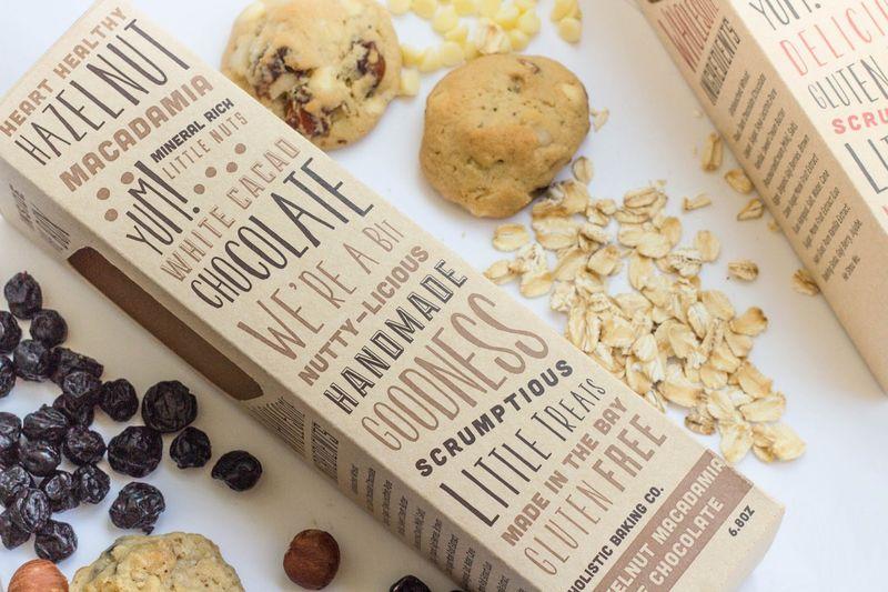 Rustic Cookie Branding