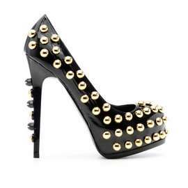 Bolted High Heels