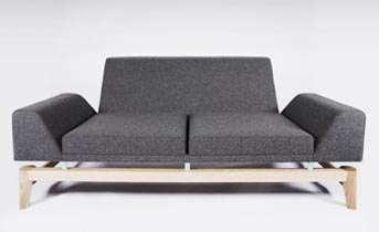 Overexaggerated Elegant Seating