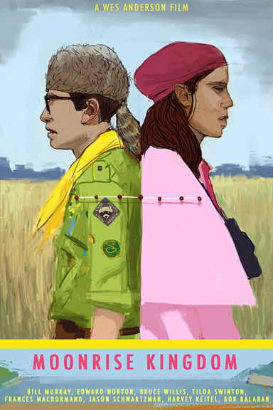 Indie Expressionism Film Posters