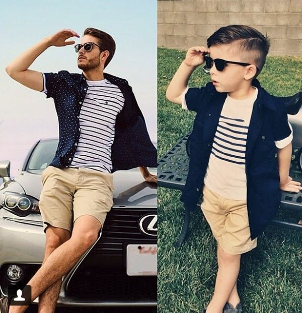 Dapper Toddler Photography