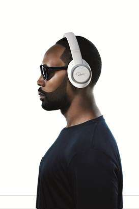 Color-Blocked Headphones