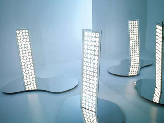 Light-Emitting Glass