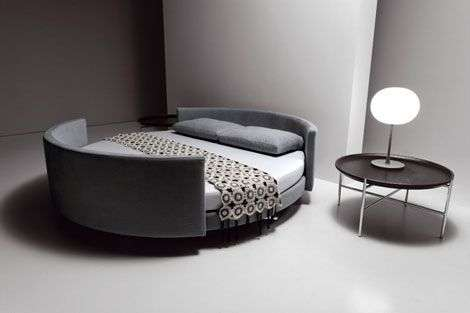 Stylish Circular Seating