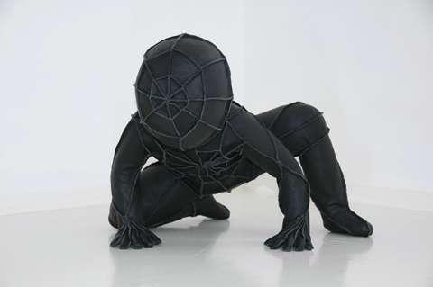 Unusual Faceless Art