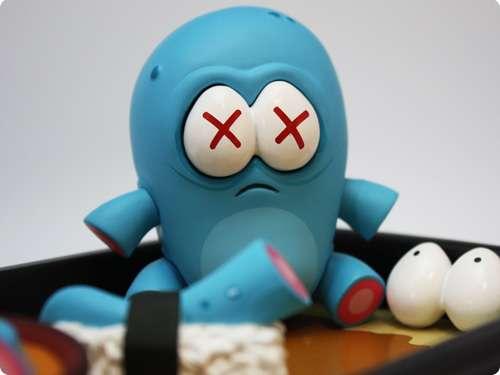 Sad Sushi Toys