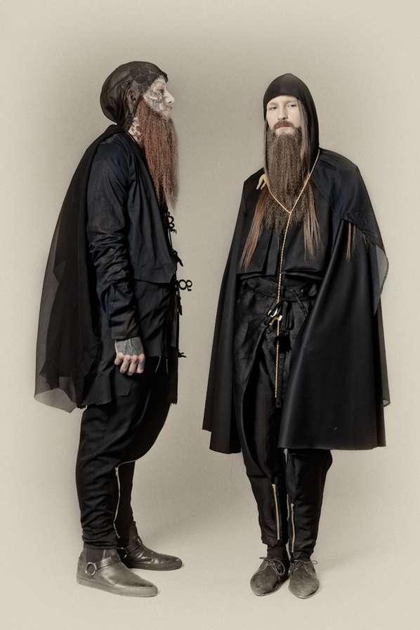 Sinister Sorcerer Fashions