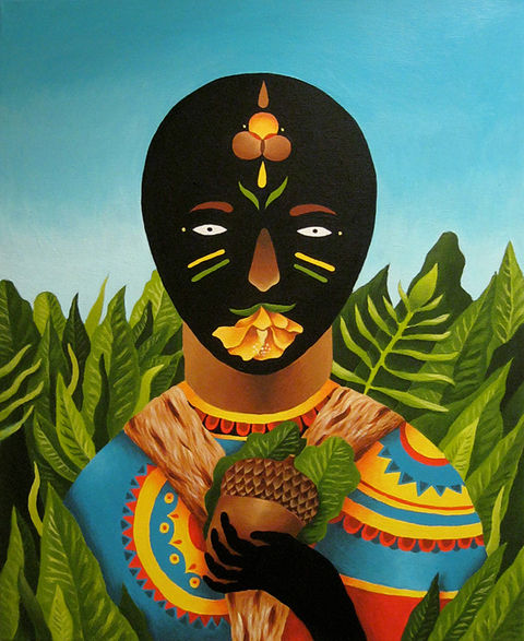 Symbolic Tribalism Artwork