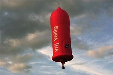 Air Balloon Condoms