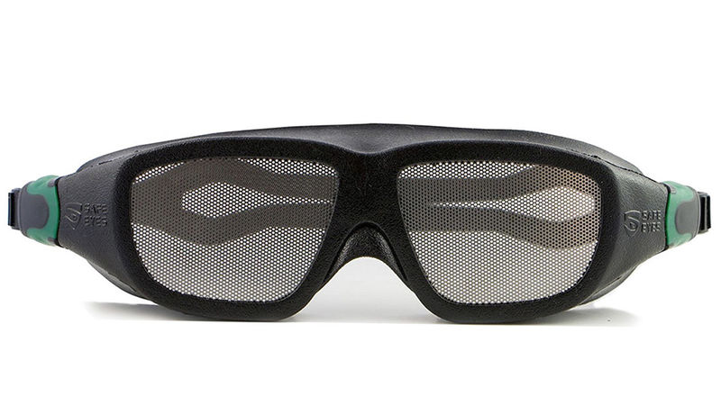 Particle-Filtering Mesh Goggles