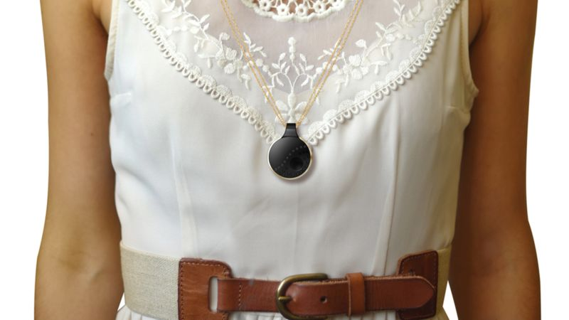 Smart Safety Jewelry