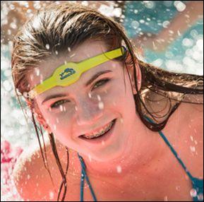 Drown-Preventing Swim Devices