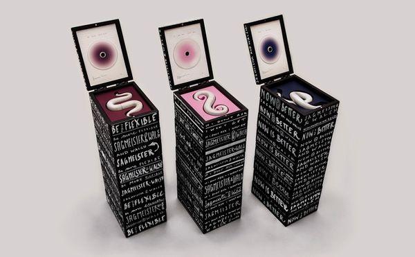 Typographic Media Merchandizing
