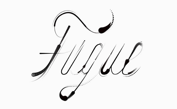 Calligraphic Software Branding