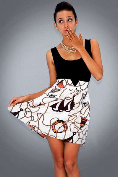 Sailor Girl Fashion