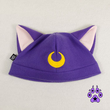 Anime Cat-Inspired Headwear