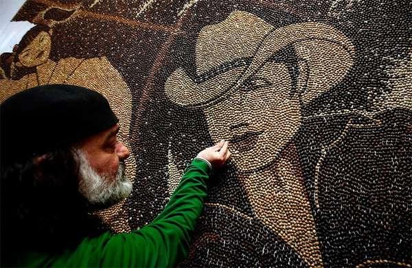 Massive Espresso Mosaics