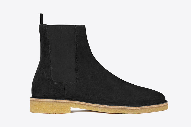 Streamlined Suede Boots