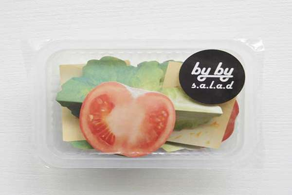 Healthy Food-Inspired Notepads