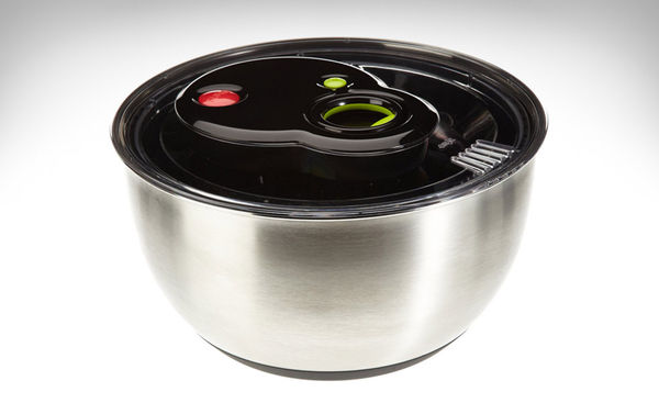 High-Powered Salad Spinners