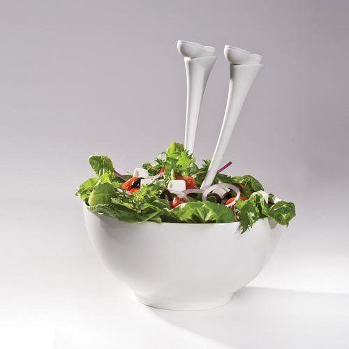 Leg-Mimicking Salad Tongs