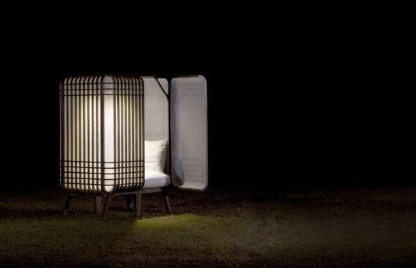 Softly Enclosed Seating Salangban By Seung Yong Song