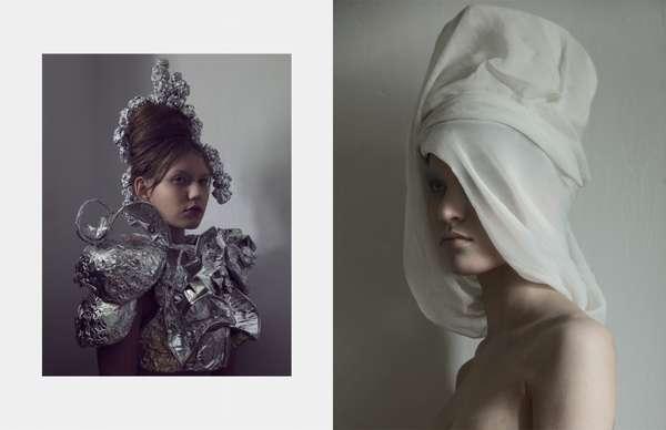 Imaginatively Odd Fashion