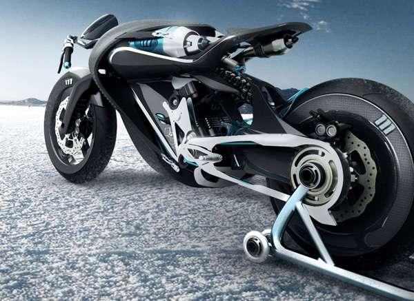 Ski-Inspired Bikes