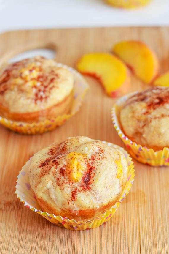 Sweet Strudel Muffins