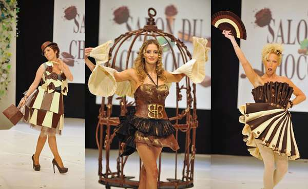 Dessert Fashion Designs