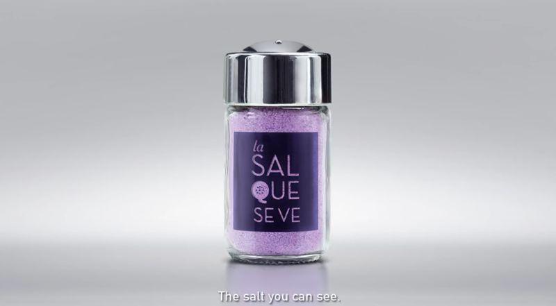 Mindful Salt Shakers