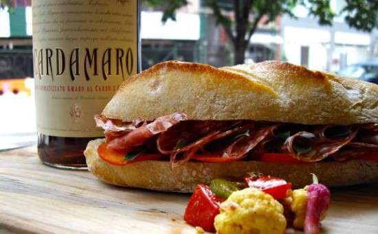 Booze-Infused Sandwiches