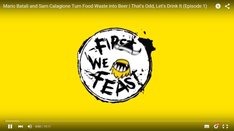 Garbage-Based Beers